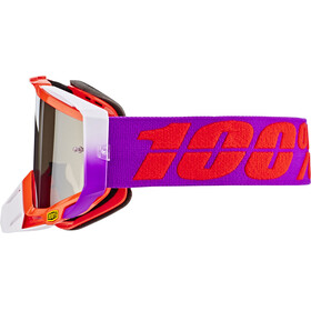 100% Racecraft Goggle watermelon / mirror